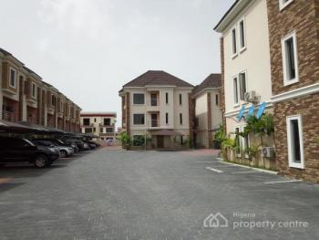 Luxury 4 Bedroom with Topnotch Facilities( Court 5), Ikate, Ikate Elegushi, Lekki, Lagos, Terraced Duplex for Rent