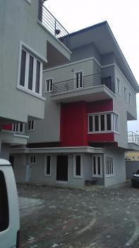 Luxury Newly Built 3 Bedroom Terraced Duplex + Bq, U3 Estate, Lekki Right Hand Side, Lekki Phase 1, Lekki, Lagos, Terraced Duplex for Sale