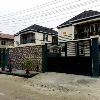 4 Bedroom Fully Detached Duplex, Off Lekki Epe Expressway, Ajuwe, Thomas Estate, Ajah, Lagos, Detached Duplex for Sale