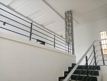 New and Excellently Finished 4 Bedroom Fully Detached Duplex with Bq, Mobil Estate Road, After Vgc Ilaje, Lekki Expressway, Lekki, Lagos, Detached Duplex for Sale
