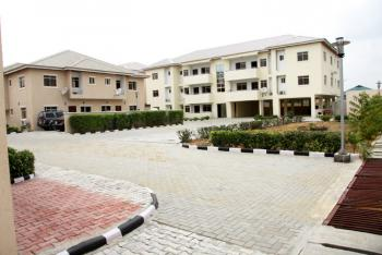 Luxury 3 Bedrooms Apartment with Bq, at Alexander Courts, Sangotedo, Few Minutes Before The Novare Mall, Alexander Courts , Hopeville Estate, Sangotedo, Near Novare Mall, Sangotedo, Ajah, Lagos, Block of Flats for Sale