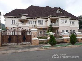 Exquisite & Contemporary Style 6 Bedroom Fully Detached Serviced Duplex, with Servant Quarters N Guest Chalet, Pool on 1300sqm, Maitama District, Abuja, Detached Duplex for Sale