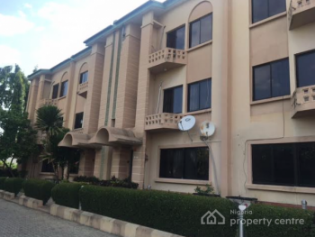 Amazingly N Exquisite 3 Bedroom Fully Serviced Diplomatic Terrace Duplex, Bq, Pool, Gym, 24hrs Light, Security, Maitama District, Abuja, House for Rent