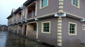 Just Out Newly Built 4 Nos of 2 Bedroom Flat of 3 Toilets and 2 Baths, Fully Tiled with Wardrobes and Much More, Ile Epo, Abule Egba Axis, Oke-odo, Lagos, Flat for Rent