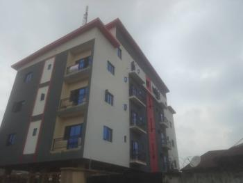 Brand New and Luxury 3 Bedrooms Apartments, Sabo, Yaba, Lagos, Flat for Rent