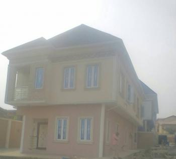 an Exquisite 5 Bedroom Fully Detached Duplex with a Room Boy's Quarter, Omole Phase 1, Ikeja, Lagos, Detached Duplex for Sale