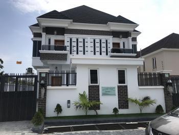 4 Bedroom Duplex with a Bq, Alternative Road By Chevron, Lekki, Lagos, Semi-detached Duplex for Sale