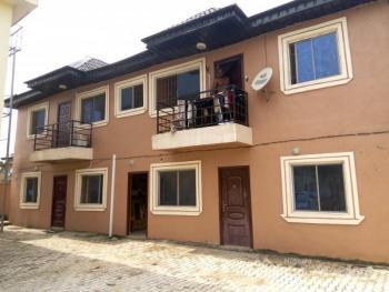 Two Bedroom Flat, Balogun Town, Sangotedo, Ajah, Lagos, Flat for Rent