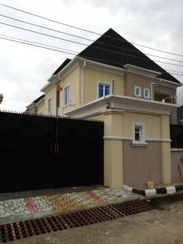 Newly Built 4 Bedroom Detached House, Oakland Estate, Sangotedo, Ajah, Lagos, Detached Duplex for Rent
