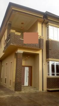 Newly Built 4 Bedroom  & 1 Bq Duplex, Magodo Estate, Magodo, Lagos, Detached Duplex for Sale