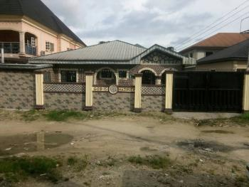 Bungalow, Behind The Second School, Udu, Delta, Block of Flats for Sale