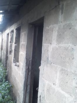 a Demolish-able Structure, Ekoro Road, Abule Egba Area, Oke-odo, Lagos, Terraced Bungalow for Sale