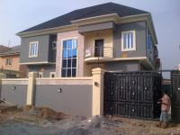 5 Bedroom Detached Duplex (all En-suite) With Jacuzzi, Fitted Kitchen And Boys Quarters, Gra, Magodo, Lagos, 5 Bedroom, 6 Toilets, 5 Baths House For Sale