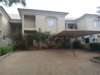 a Nicely Maintained 4 Bedroom House with a Bq/carport, Amsco Estate (the First Estate After The Popular Galadimawa Roundabout), Galadimawa, Abuja, Semi-detached Duplex for Rent