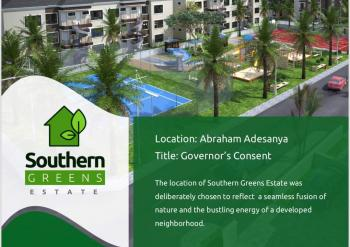 Land, Abraham Adesanya, Lafiaji, Lekki, Lagos, Residential Land for Sale