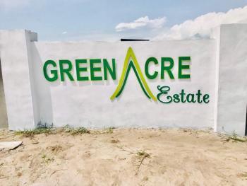 Land for Sale at Akodo Ise Ibeju Lekki, 4 Minutes Drive After La Campaign Tropicana Beach Resort, Akodo Ise, Ibeju Lekki, Lagos, Residential Land for Sale