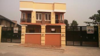 Luxury 4 Bedroom Duplex Duplex with a Room Bq, Phase 1, Magodo, Lagos, Semi-detached Duplex for Sale