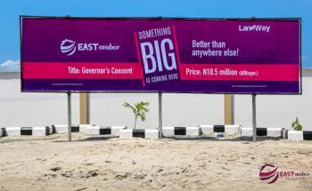 Land of 600sqm at Abijo Gra, Lagos, Nigeria., Abijo Gra, Beside Nicon Town Ii, Off Lekki-epe Expressway, Abijo, Lekki, Lagos, Land for Sale