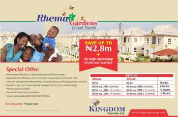 Rhema Gardens, Rhema Gardens, Obamesi Town, Behind The Popular Magodo G.r.a Phase 1 Estate, Isheri North, Lagos, Residential Land for Sale