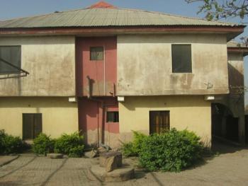 4 Bedroom Flat with a Room Bq, Cocin Church, Dutse  Uku, Jos North, Plateau, Flat for Rent
