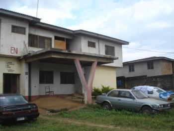 24 Room Detached Storey Building, 33, Bayo Badejo Avenue, Opposite Ui 2nd Gate, Ajibode Bus Stop, Orogun, Akinyele, Oyo, Hostel for Sale