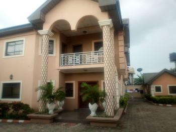 5 Bedroom Duplex on 1 Plot and Half Plots of Land with 3 Room Boys Quarter with C of O, Ada George, Obio-akpor, Rivers, Semi-detached Duplex for Sale