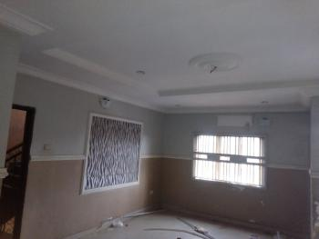 a Lovely Spacious 3 Bedroom Flat, Bornoway, Adekunle, Yaba, Lagos, Flat for Rent