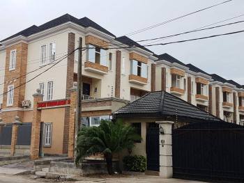 a Luxury Fully Serviced 4 Bedroom Terrace with Pool and Gym, Oniru, Victoria Island (vi), Lagos, Terraced Duplex for Sale