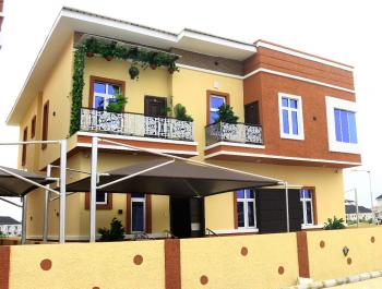 Newly Built 5 Bedroom  Duplex, Orchid Road, Lafiaji, Lekki, Lagos, Semi-detached Duplex for Sale