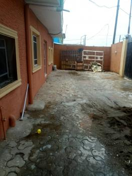 Fairly Used Room Self Contained, Akoka, Yaba, Lagos, Self Contained (single Room) for Rent