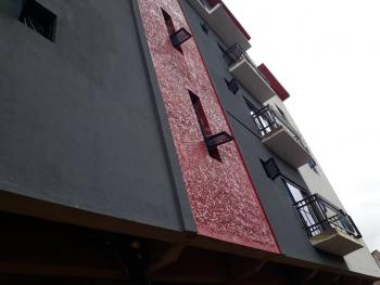 New 2 Bedroom Flat, Off Queens College Street, Onike, Yaba, Lagos, Flat for Rent