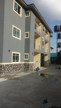 Block of 2 Bedroom Flat, Harmony Estate, Rumuokwurusi, Port Harcourt, Rivers, Flat for Rent