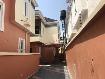 4 Bedroom Duplex with a Bq, Oral Estate, Lekki, Lagos, Semi-detached Duplex for Sale