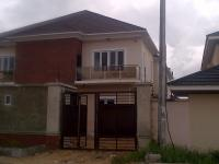 4 Bedroom Semi Detached Duplex (all En-suite) With Jacuzzi, Fitted Kitchen And 2 Rooms Boys Quarters, Lekki Phase 1, Lekki, Lagos, 4 Bedroom, 5 Toilets, 4 Baths House For Sale