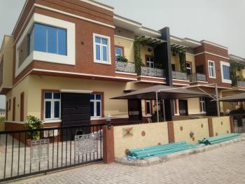 Luxury 4 Bedroom Semi Detached, Buena Vista Estate, Orchid Rd, Lafiaji, Lekki, Lagos, Semi-detached Duplex for Sale