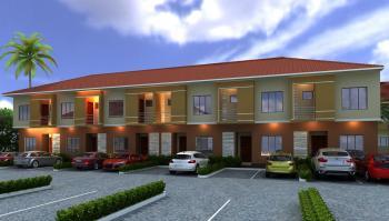 3 Bedroom Terrace Duplex, Wumba, After Shoprite  Apo., Apo, Abuja, Terraced Duplex for Sale