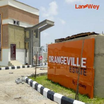 Residential Land in Lagos with C of O for Sale, Orange Ville Estate, Off Lekki Scheme 11, 4 Minutes From Abraham Adesanya Estate, Ogombo, Ajah, Lagos, Residential Land for Sale
