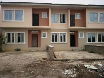 Luxury 3 Bedroom Duplex, After Mayfair Garden, Peninsula Garden Estate, Ajah, Lagos, Terraced Duplex for Sale