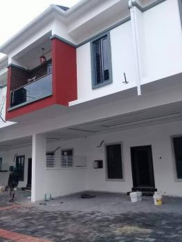 Newly Built  Four Bedroom Terrace for Sale in Chevron, Chevron, Chevy View Estate, Lekki, Lagos, Terraced Duplex for Sale
