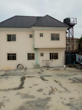 a Very Neat Standalone 3 Bedroom Duplex with a Massive Compound That Can Park 10-15 Cars, Ologolo, Igbo Efon, Lekki, Lagos, Detached Duplex for Rent