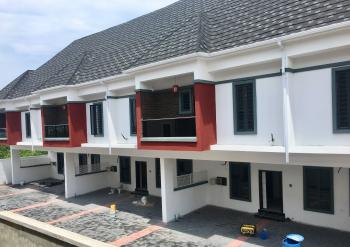 24/7 Serviced Estate of Spacious and Super Finished 4 Bedrooms En-suite Terrace Duplex, By Chevron Toll Gate, After Chevron Office, Lekki Expressway, Lekki, Lagos, Terraced Duplex for Sale