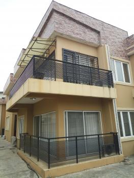 Lovely and Spacious 3 Bedroom Apartment with Fitted Kitchen, a Room Servant Quarters,etc., Off Freedomway, Lekki Phase 1, Lekki, Lagos, Flat for Rent