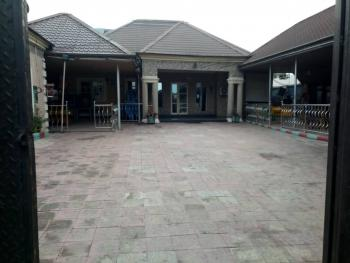 10 Rooms Hotel with Night Club, Vip Lounge, Executive Room and Standard Room with a Bar and Everything Inside, Whripa Choba Road, Off Rumuologu, Mgbuoba, Obio-akpor, Rivers, Hotel / Guest House for Sale