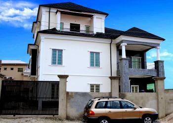 5 Bedrooms Duplex with Penthouse  Plus Double 2 Bedroom Flats All En Suite Plus Double Mini Flat (a Room&parlour) Plus a Bq, Hi-tech Estate, Between Lagos Business School and Dominion City Church, Sangotedo, Ajah, Lagos, Detached Duplex for Sale