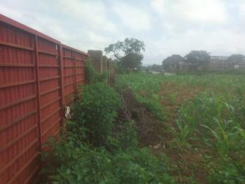 Fenced Plot of Land Measuring 5000sqm with C of O Title, Wuye, Abuja, Residential Land for Sale