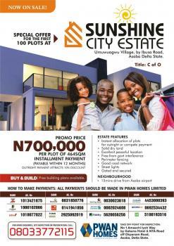 Sunshine City Estate, Oshimili South, Delta, Mixed-use Land for Sale