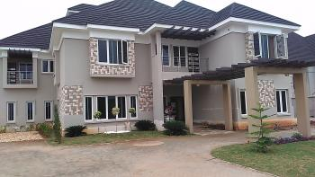 a Six Bedroom Duplex with Elevator, After Coza Church, Guzape District, Abuja, Detached Duplex for Sale