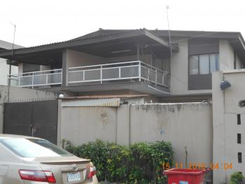 2 Wings of 4 Bedroom Semi Detached Houses with Service Quarters, Allen, Ikeja, Lagos, Semi-detached Duplex for Sale