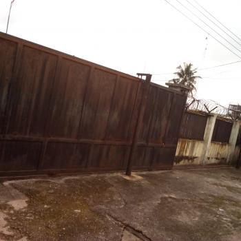 a Cheap Plot of Land, Behind Intels, Eleme Junction, Eleme, Rivers, Residential Land for Sale