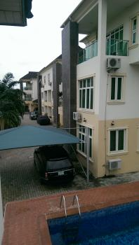 Tastefully Finished 4 Bedroom Terrace, Off Queens Drive, Old Ikoyi, Ikoyi, Lagos, Terraced Duplex for Rent